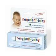 Nenedent Baby četkca i zubna pasta
