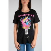 Stella McCartney T-shirt Stampata taglia 40