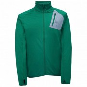 2117 of Sweden - Rosvik Eco Powerfleece Jacket - Veste polaire taille L, turquoise/vert olive