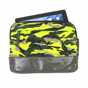Licence 71195 Camo Chameleon Tablet Case Bag Yellow LBF10854-YL