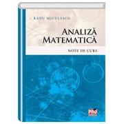 Analiza matematica note de curs (Miculescu Radu)/Miculescu Radu