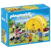 PLAYMOBIL Family Trip Camping Playset