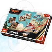Trefl igra memorije Memos Planes 2
