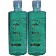 Herbline Margosa Face amp Body Wash 500ml-Pack Of-2