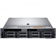 "Server Rackmount Dell PowerEdge R740 Rack Server,Intel Xeon Silver 4110 2.1G(8C/16T),16GB(1x16GB)RDIMM-2666MT/s,2x600GB 10K RPM SAS(up to 8 x 3.5""HDD for 1CPU), PERC H730P, iDRAC9 Enterprise, Dual Hot-plug PS (1+1) 750W, 5720 Quad Port 1GbE, Rails, 3Yr Pr"