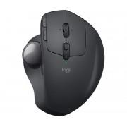Logitech MX Ergo Wireless Trackball Mouse Black 910-005179