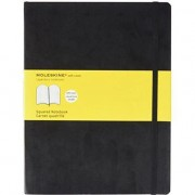 Moleskine Squared Soft Notebook - Extra Large