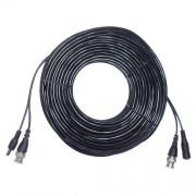 Cable siamés de 40 metros armado calibre 22 p/CCTV, RG59U40