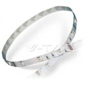 VTAC Striscia 150LED 5050 strip 5M No waterproof - Mod. VT-5050 IP20 SKU 2124 - Multicolor RGB