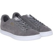 Puma Court Star Suede Sneakers For Men(Grey)