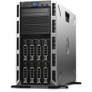 Server Dell PowerEdge T430 - Tower - 1x Intel Xeon E5-2620v4 8C/16T 2.1GHz, 16GB (1x16GB) DDR4-2400 RDIMM, DVD+/-RW, 1x 120GB SS