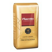 Piacetto PRESTIGIOSO Caffé Crema szemes kávé 1kg