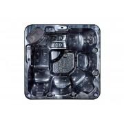 items-france BALEARES - Spa 5 places baleares de marque vendom 200x200x92 avec ...