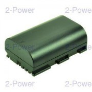 2-Power Digitalkamera Batteri Canon 7.4v 1430mAh (LP-E6)