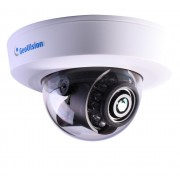 CAM, GeoVision GV-EFD4700-2F, IP камера, 4MP, 3.8 mm H.265 Super Low Lux WDR Pro IR Mini Fixed IP Dome