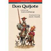 Don Quijote: Legacy Edition (Cervantes), Paperback/Miguel De Cervantes Saavedra