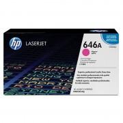 HP 646A Tóner Original Laserjet Magenta