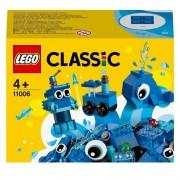 Lego Classic (11006). Mattoncini blu creativi