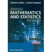 Essential Mathematics and Statistics for Science (Currell Graham)(Paperback) (9780470694480)
