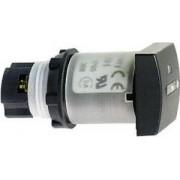 Contor orar - afișaj mecanic cu 5 cifre - 12...24 v c.c. și c.a. 50/60 hz - Butoane si lampi din plastic Ø22 - Harmony xb5 - XB5DSB - Schneider Electric