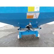 Masina de imprastiat ingrasaminte, MIG (azot) purtat Bufer 1000litri,disc simplu hidraulic ,prelata