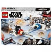 Конструктор Лего Стар Уорс - Action Battle Hoth Generator Attack, LEGO Star Wars, 75239