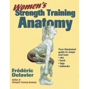 Women's Strength Training Anatomy, Paperback