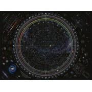 Puzzle Ravensburger - Harta Universului, 1500 piese (16213)