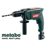 Trapano elettrico a percussione 550W c/mandrino autoserrante Plus Metabo - SBE 550