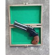 "Pistolet czarnoprochowy Derringer 9mm 2,5"" black Great Gun"