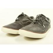 Crevo Footwear Delhi Shoes Charcoal
