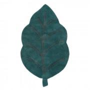 LILIPINSO Tapis coton Feuille - 150 x 90 cm