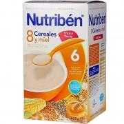 Nutriben Cereales 8 Cereales Miel Frutos Secos 600 g