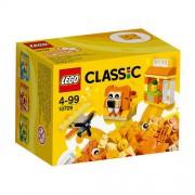 Set de constructie LEGO Classic Cutie Portocalie de Creativitate