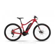 Haibike SDURO HardNine 3.0 - red/black/white matt - E-Bikes 55