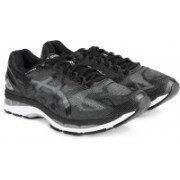 Asics GEL-NIMBUS 19 (4E) Running Shoes For Men(Black)