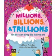 Millions, Billions, & Trillions: Understanding Big Numbers, Hardcover
