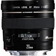 Obiectiv Foto Canon EF 20mm f2.8 USM