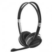 Слушалки с микрофон TRUST Mauro USB Headset - 17591