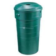 Nature Regenton cirkelvormig 230 liter groen