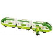 Brio Trenulet verde pasageri