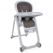 Детско столче за хранене Chicco Gear Polly Progress, 4 колела Poi, 2513233