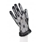 Rękawiczki gotyckie koronkowe
