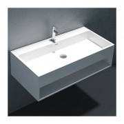 Distribain Plan vasque solid surface Réf : SDWD38160