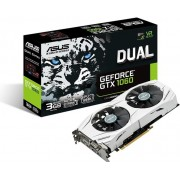 Grafička kartica nVidia Asus GeForce DUAL-GTX1060-3G, 3GB GDDR5