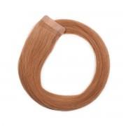 Rapunzel® Extensions Naturali Quick & Easy Premium Liscio 7.4 Medium Golden Blonde 50 cm