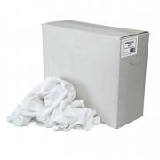 Euro Products Poetsdoeken P25310 dun wit tricot 10kg (P25310)