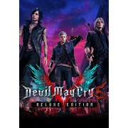 DEVIL MAY CRY 5 DELUXE EDITION - STEAM - WORLDWIDE - MULTILANGUAGE - PC
