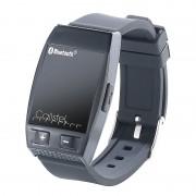 Callstel Freisprech-Armband mit Bluetooth, Lautsprecher, schwarz