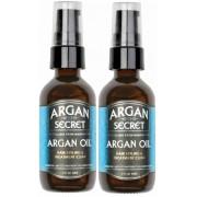 Argan Secret Argan Oil Duopack 2 Stuks